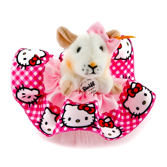 hello kitty mouse steiff original